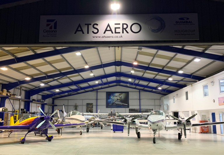 Part 145 and Part M maintenance organisation in the UK